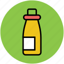 beverage, bottle, brandy, corked bottle, drink, liquid icon