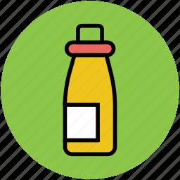 beverage, bottle, brandy, corked bottle, drink, liquid icon