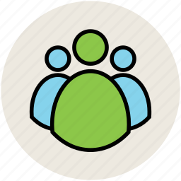 avatar, group, people, team, users icon