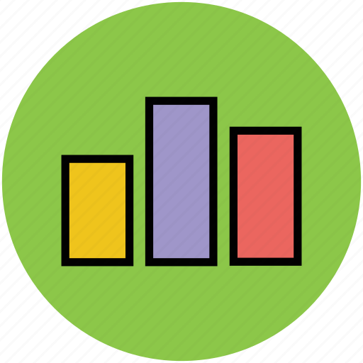 analytics, bar chart, bars, chart, graph, statistic icon
