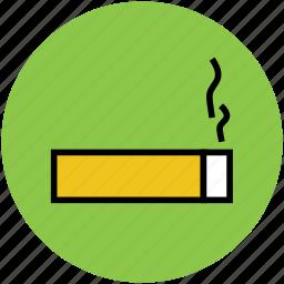 cigar, cigarette, cigarette smoke, nicotine, smoking, tobacco icon