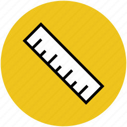 drafting tool, geometry tool, measurement, measuring tool, ruler icon