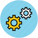 cog, cogwheel, gear, gearwheel, settings, tools icon