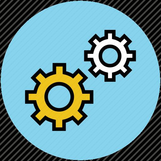 cog, cogwheel, gear, gearwheel, settings, tools icon