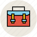 bag, business, business bag, office, office bag, official bag, portfolio icon