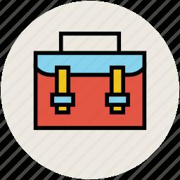bag, business, business bag, office, office bag, official bag, portfolio icon