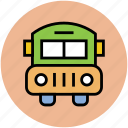 delivery truck, logistic, transport, truck, vehicle icon