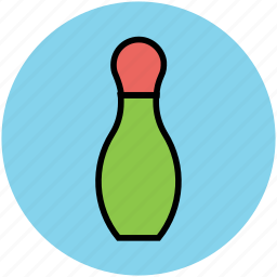 bowling game, bowling skittle, ninepins, sports, tenpins icon