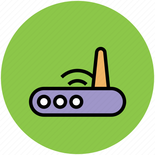 internet device, wifi, wifi modem, wifi router, wireless internet icon