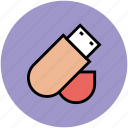 data traveler, memory stick, pendrive, usb, usb device, usb drive icon