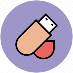 data traveler, memory stick, pendrive, usb, usb device, usb drive icon
