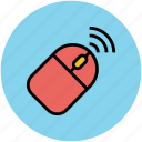 computer mouse, input device, mouse, wireless mouse icon
