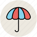 parasol, protection, shade, sunshade, umbrella icon