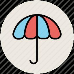 parasol, protection, shade, sunshade, umbrella icon