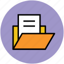 computer folder, documents, file folder, folder, folder documents icon