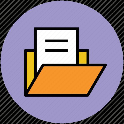 computer folder, documents, file folder, folder, folder documents icon