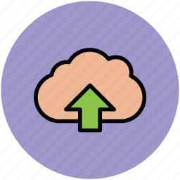 cloud computing, cloud computing concept, cloud upload, cloud uploading, upload, uploading icon