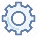 cog, configuration, gear, preferences, settings, tools icon