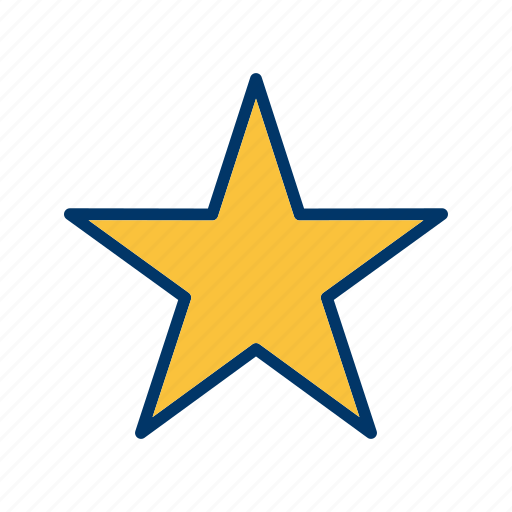 favorite, rating, star icon