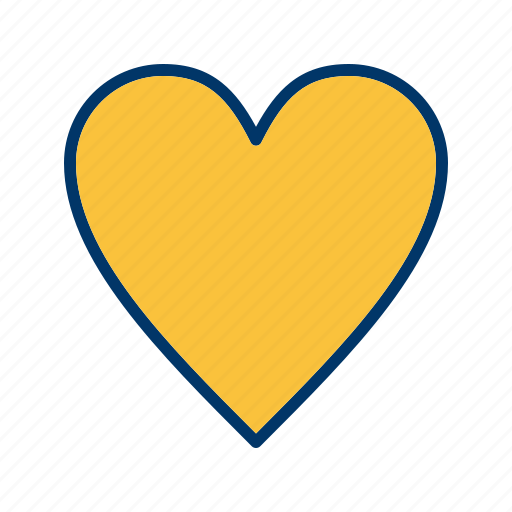 favorite, heart, rating icon