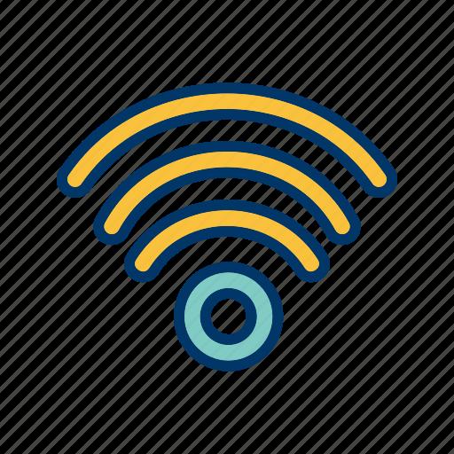 internet, signal, wifi, wireless icon