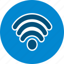 basic element, internet, signal, wifi, wireless icon