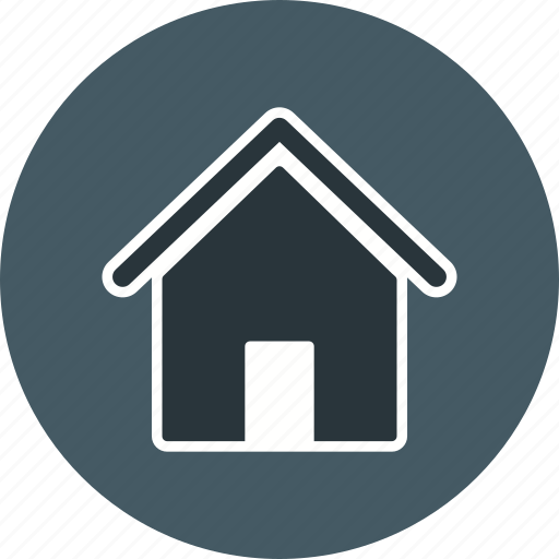 apartment, basic element, building icon