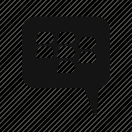 bbm, bubble, chat icon
