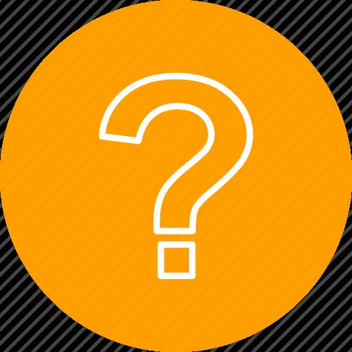 info, question, question mark icon