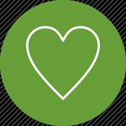 basic element, favorite, heart, love, rating icon