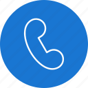 call, communication, contact icon