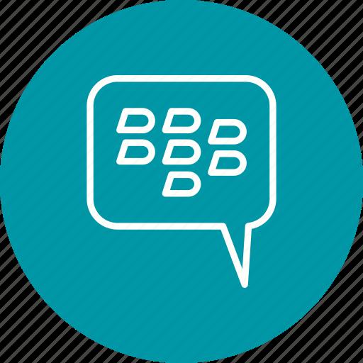 basic element, bbm, blackberry, chat, message icon