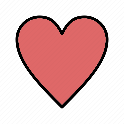 basic element, favorite, heart, love, rating icon