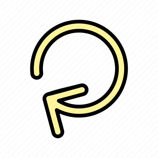 basic element, reload, rotate, rotation, sync icon