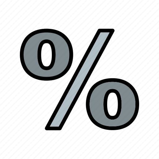 discount, percent, percentage icon