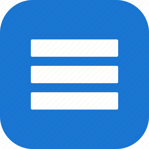 basic element, grid, layout, list, menu icon