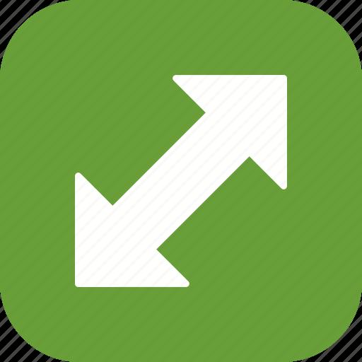 arrows, double arrows, move icon