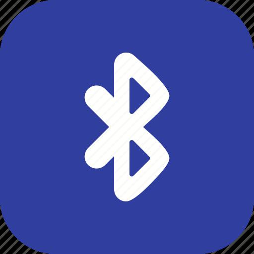 basic element, bluetooth, communication, transfer, wireless icon