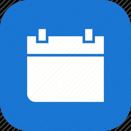 calender, month, schedule icon
