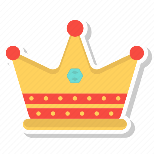 crown, king, power, queen, royal, winner icon