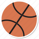 ball, basket, basketball, game icon