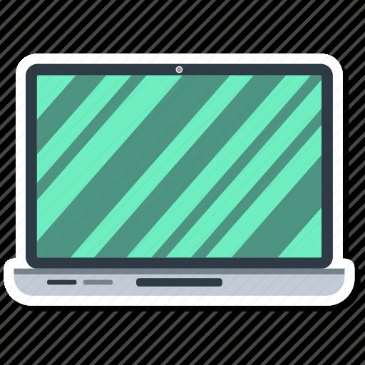 computer, laptop, macbook, notebook, pc icon