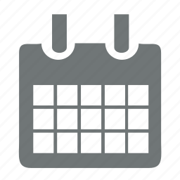 agenda, calendar, date, event, planner, roster, schedule, timetable icon