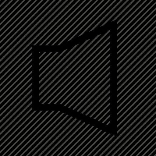 Speaker, audio, music, sound, volume icon - Download on Iconfinder