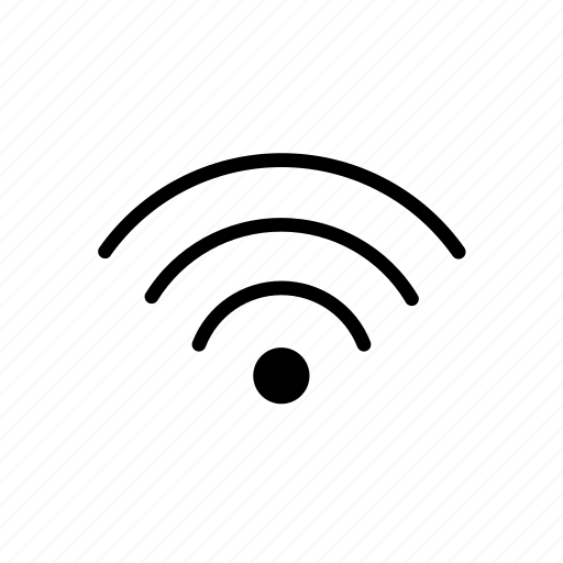 connection, internet, network, reception, router, signal, wifi icon