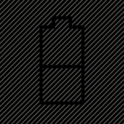 battery, ok icon