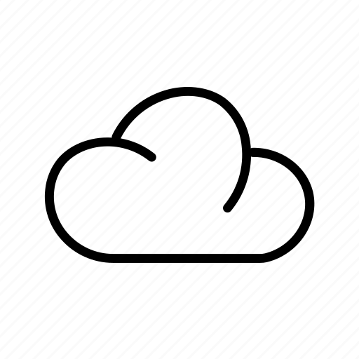 cloud, cloudy, internet, network, storage, weather icon