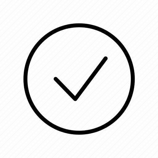 approved, check, checklist, checkmark, ok, tick icon