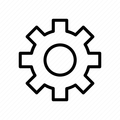 cog, cogwheel, configuration, gear, options, preferences, settings icon