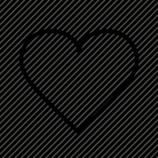 favorite, favourite, heart, like, love, romance, romantic icon